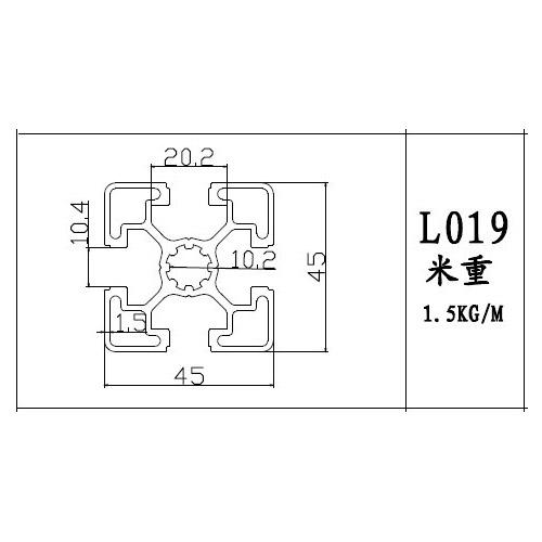 流水线12博app下载CAD图(L019)
