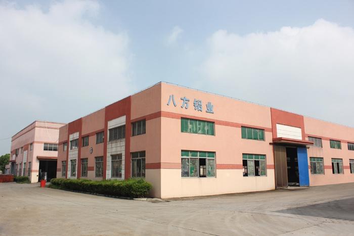 八方铝业厂房