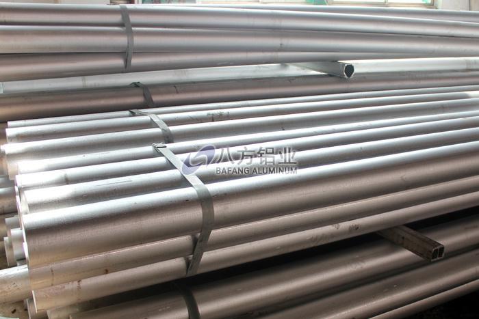 铝棒原材料堆放区2
