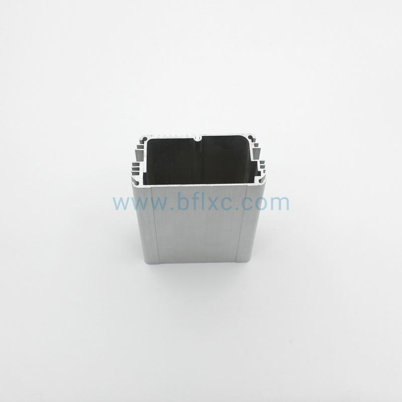 电动车控制器铝外壳散热器 图2